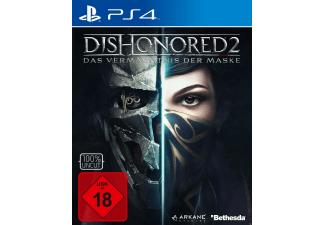 Dishonored 2: Das Vermächtnis der Maske [PS4]