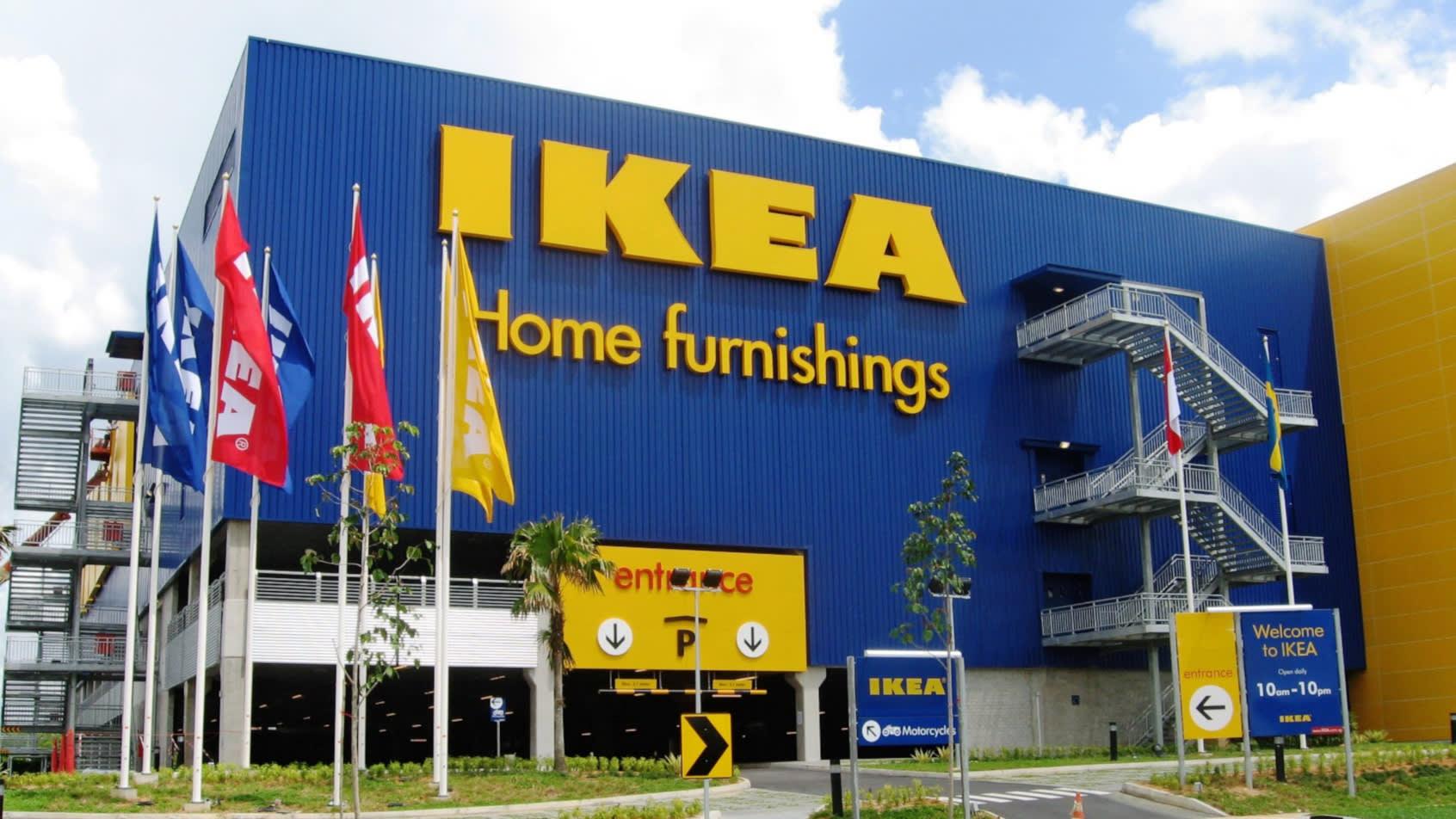 [Lokal] Ikea Nürnberg/Fürth - 20€ Coupon ab 150€ Einkaufswert für den nächsten Einkauf
