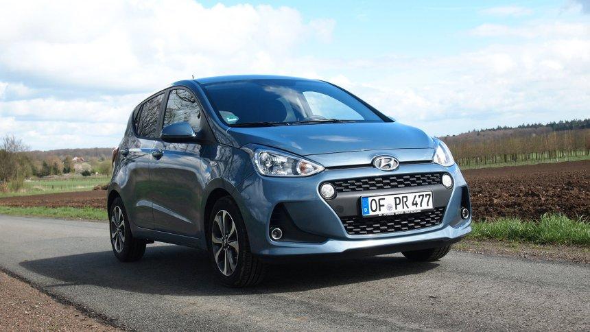 [Privatleasing] Hyundai i10 1.0 Trend (67 PS) für mtl. 109,11€, 36 Monate, 10.000km p.a. - Inklusive Steuer/Versicherung/Zulassung/SOS-Paket