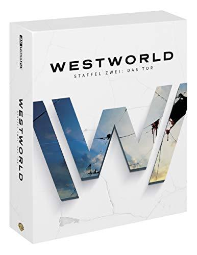 Westworld Die komplette 2. Staffel: Das Tor 4K Limited Digipak Edition (3x 4K Ultra HD + 3x Blu-ray + Digital) für 21,89€ (Amazon Prime)