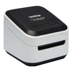 Brother P-Touch Color VC500W - Farb-Etikettendrucker mit WLAN, Airprint und Co.