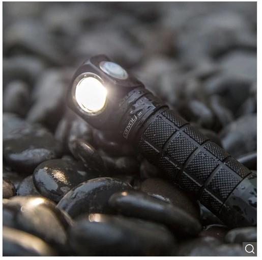 Convoy H1 CREE XML2 Vorverkauf für 22,47€ | Taschenlampe, Stirnlampe | IPX6 / 1048 Lumen / 4 Modi / Aluminium-Gehäuse