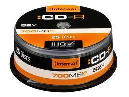 [Rakuten] 10fach EXTRA PUNKTE-Aktion z. B. Intenso CD-R 700MB/80min 52x Speed 25Stück inkl. Versand!