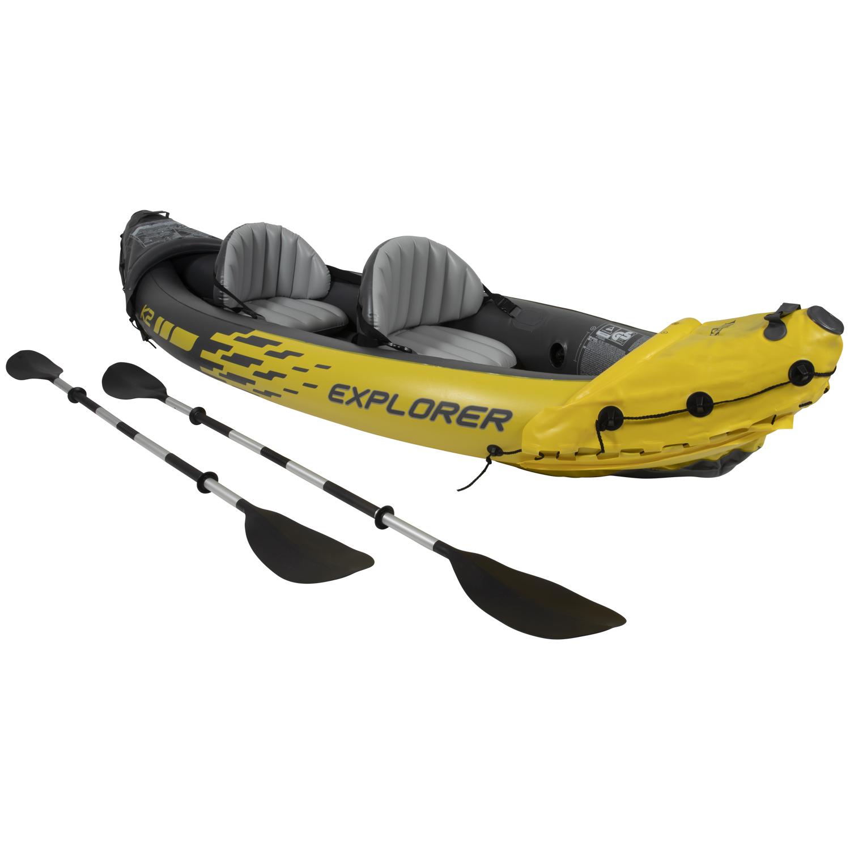 [Offline] Intex Kayak Explorer K2 Kanu - in den Niederlanden für 59,96 @Action