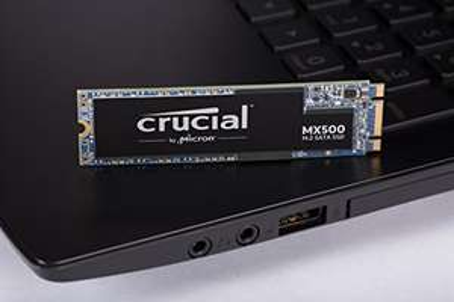 Crucial MX500 SSD 500GB M.2 SATA - Amazon WHD
