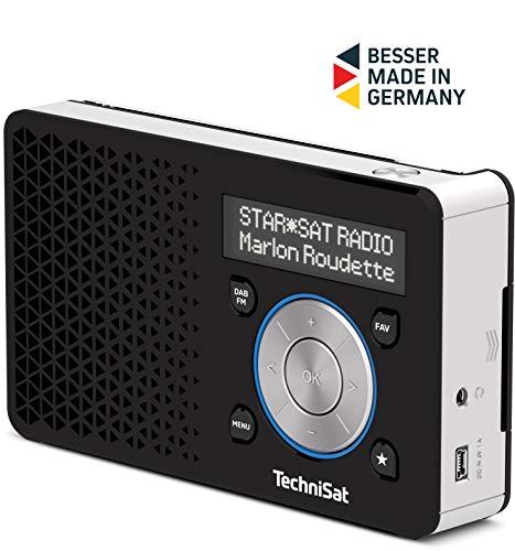 TechniSat DIGITRADIO 1 DAB+ Radio verschiedene Farben Amazon