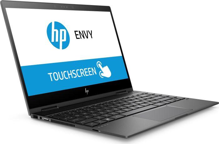 "HP Envy x360 13-ag0009ng 13.3"" FHD IPS 2in1 Notebook (Ryzen 7 2700U, 8GB DDR4, 256GB SSD, RX Vega 10, USB-C3.1, 53.2Wh, 1.3kg, Tastaturbel.)"