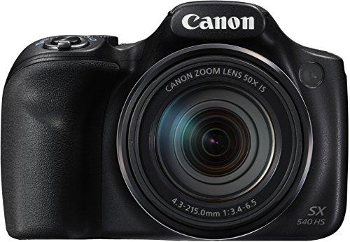Canon PowerShot SX540 HS Digitalkamera (20,3 Megapixel CMOS-Sensor, 50-fach Ultrazoom