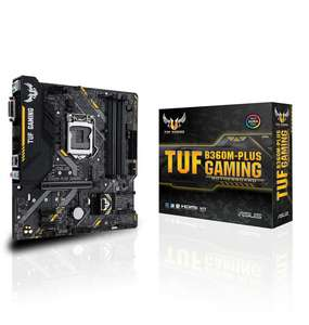 [Comtech] ASUS TUF B360M-PLUS GAMING Mainboard Sockel 1151