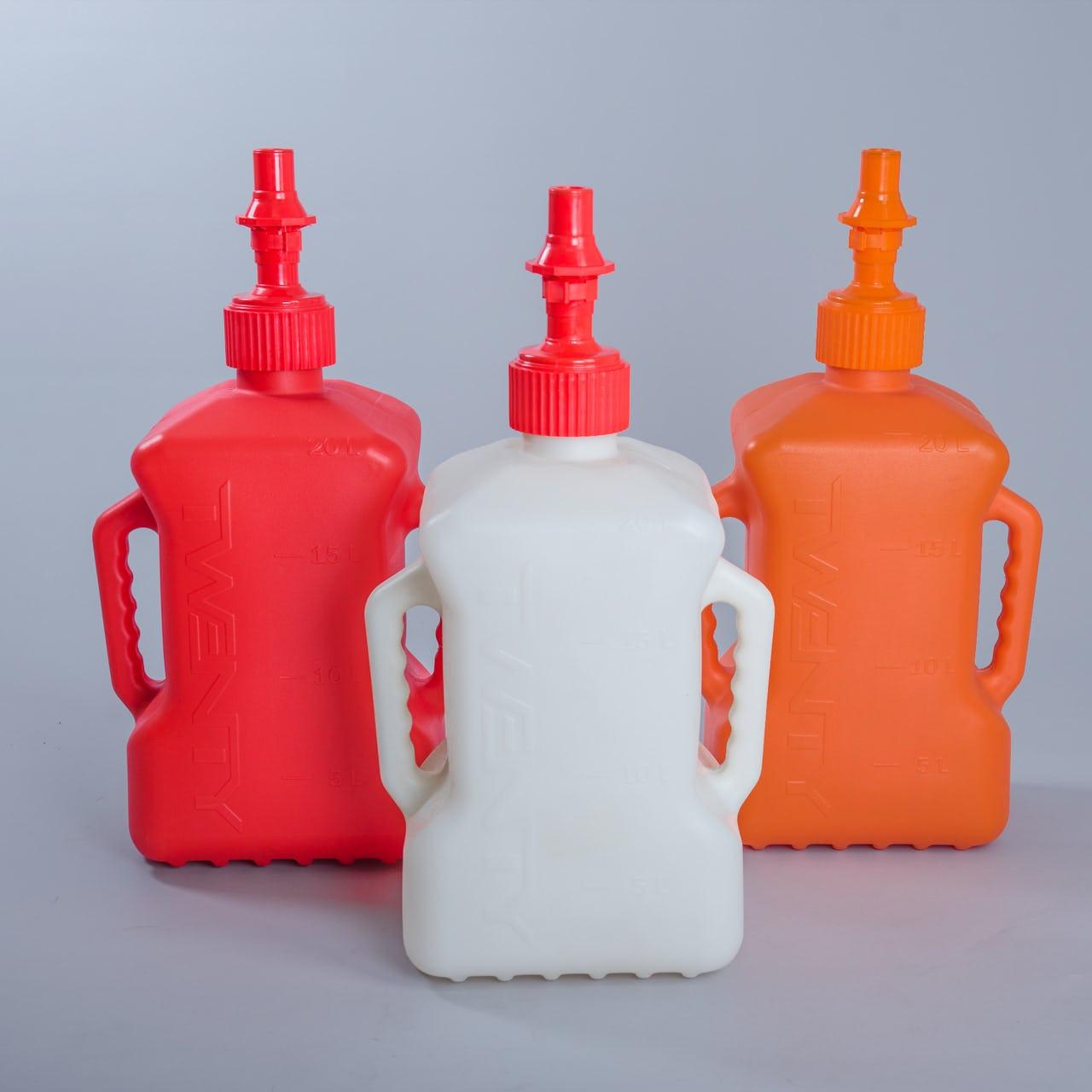 Schnelltankkanister Twenty Rapid Fuel Jug 20 Liter für 19,99€ + VSK (Optional auch 10l und 5l)