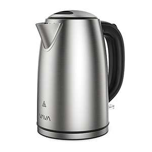 [Prime] Edelstahl-Wasserkocher VAVA VA-EE010 (2200W, 1.7l, herausnehmbarer Filter, bis 90°-Deckelöffnung, Wasserstandsanzeige)