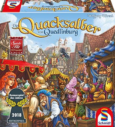Brettspiel: Quacksalber von Quedlinburg bei Amazon [prime] für 17,99 !