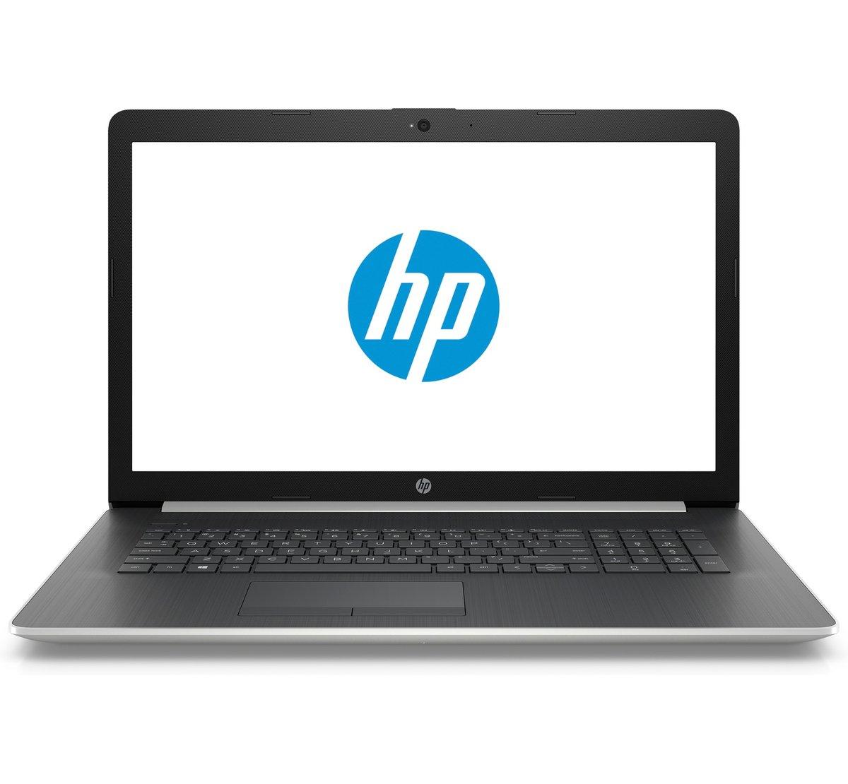 """HP 17-ca0206ng (17,3"""", HD+, AMD Ryzen 5 2500U, 8GB RAM, 128GB SSD, 1000GB HDD, DVD-Brenner, FreeDOS)"""