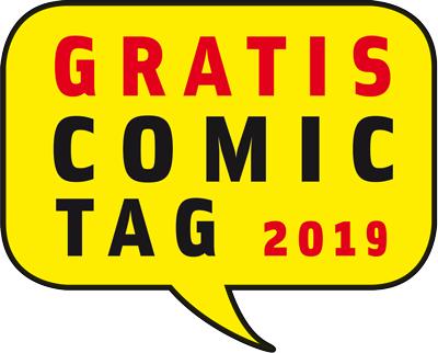 Gratis Comic Tag 2019 - 11. Mai 2019