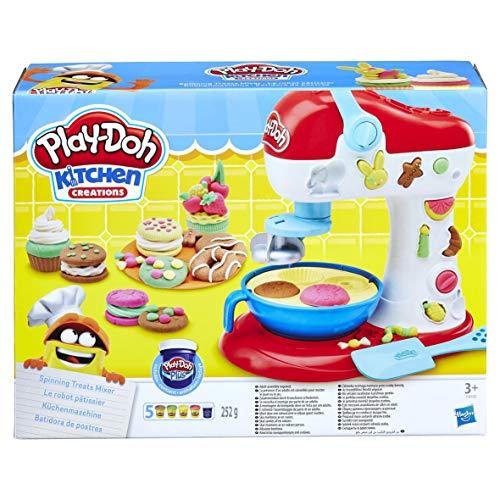 Hasbro Play-Doh - Küchenmaschine Knete, für fantasievolles und kreatives Spielen für 11,99€ (Amazon Prime)