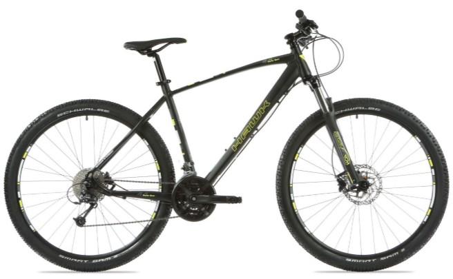 Hawk Mountainbike Fourtyfour 29 - einfaches MTB mit diversen Shimano Deore/Altus Komponenten und Suntour Gabel