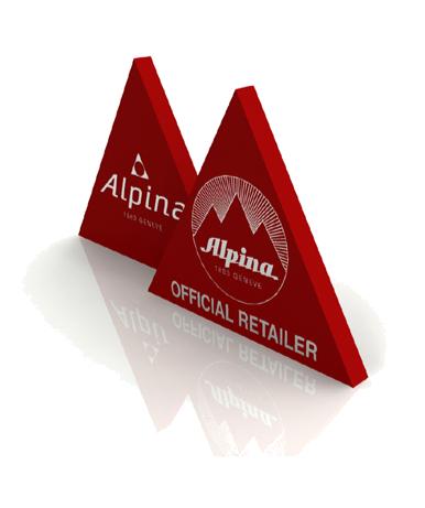 -42% Rabatt auf verschiedene schweizer Alpina Uhren