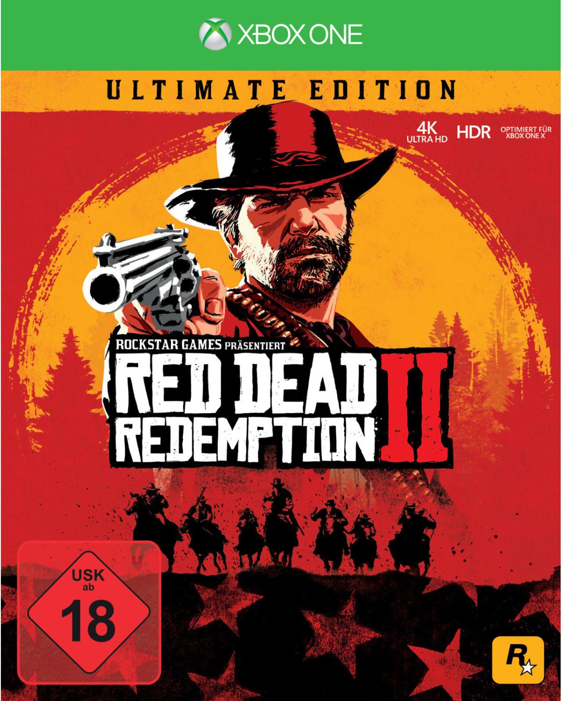 Red Dead Redemption 2 Ultimate Editon Steelbook (Xbox One) für 59,90€ [gameware.at] oder digital für 59,99€ [Xbox Store]