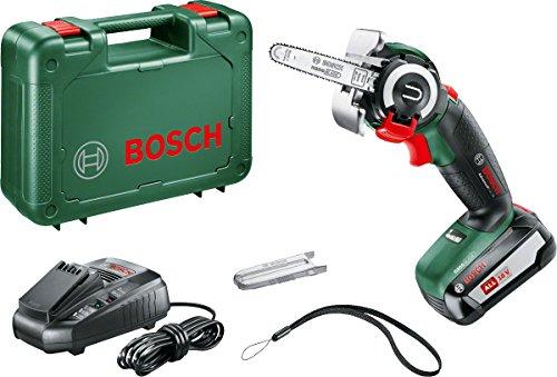 Bosch Akku Säge AdvancedCut 18 mit 2,5 Ah Akku und Koffer 15% Rabattgutschein