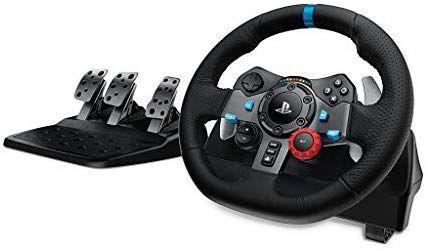 [Amazon] Logitech G29 Driving Force Lenkrad für PS3, PS4 & PC NEU für nur 199€