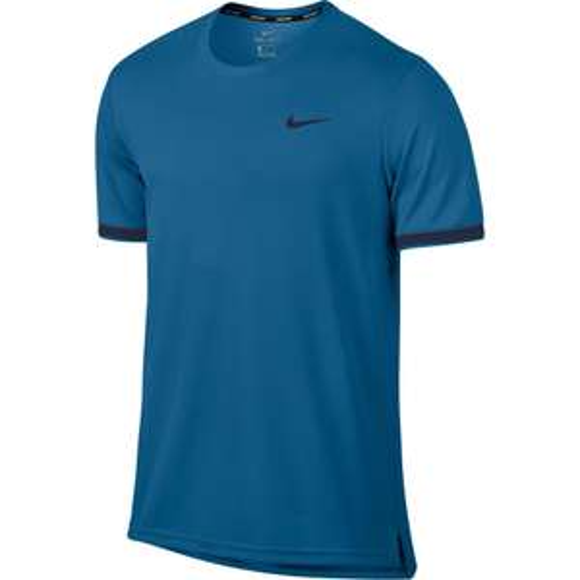 Nike Court Dry T-Shirt in blau (Gr. M - XL) bei Decathlon für 14,99€ mit Filialabholung