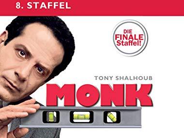 Monk [dt.] die finale Staffel 8 & Staffel 5 der Serie in HD für 3,99€ kaufen [Google Play & Amazon Prime] weitere Staffeln gibt es für 4,98€