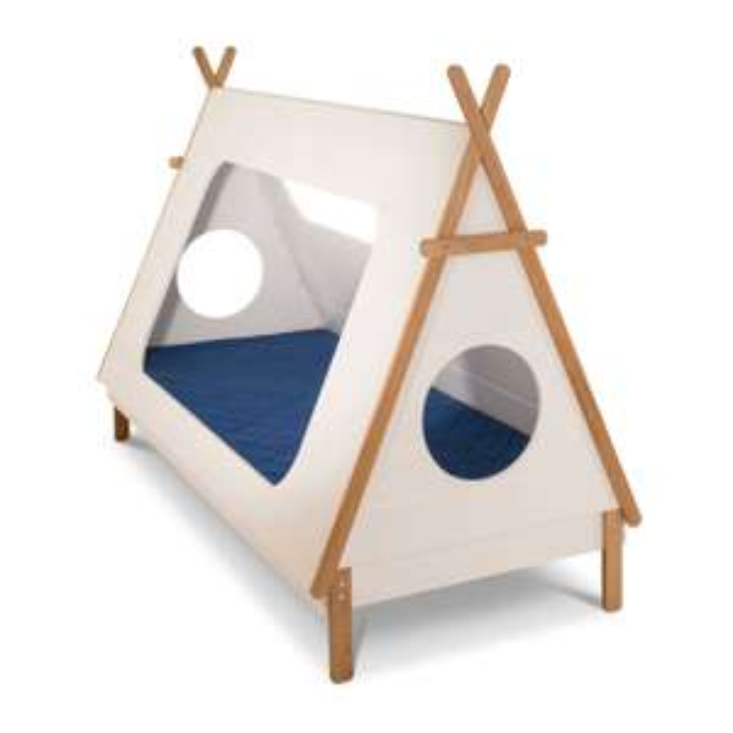 "Kinderbett ""Tipi"" (90 x 200 cm) für 258,95€ inkl. Versand / 229€ bei Abholung [SEGMÜLLER]"