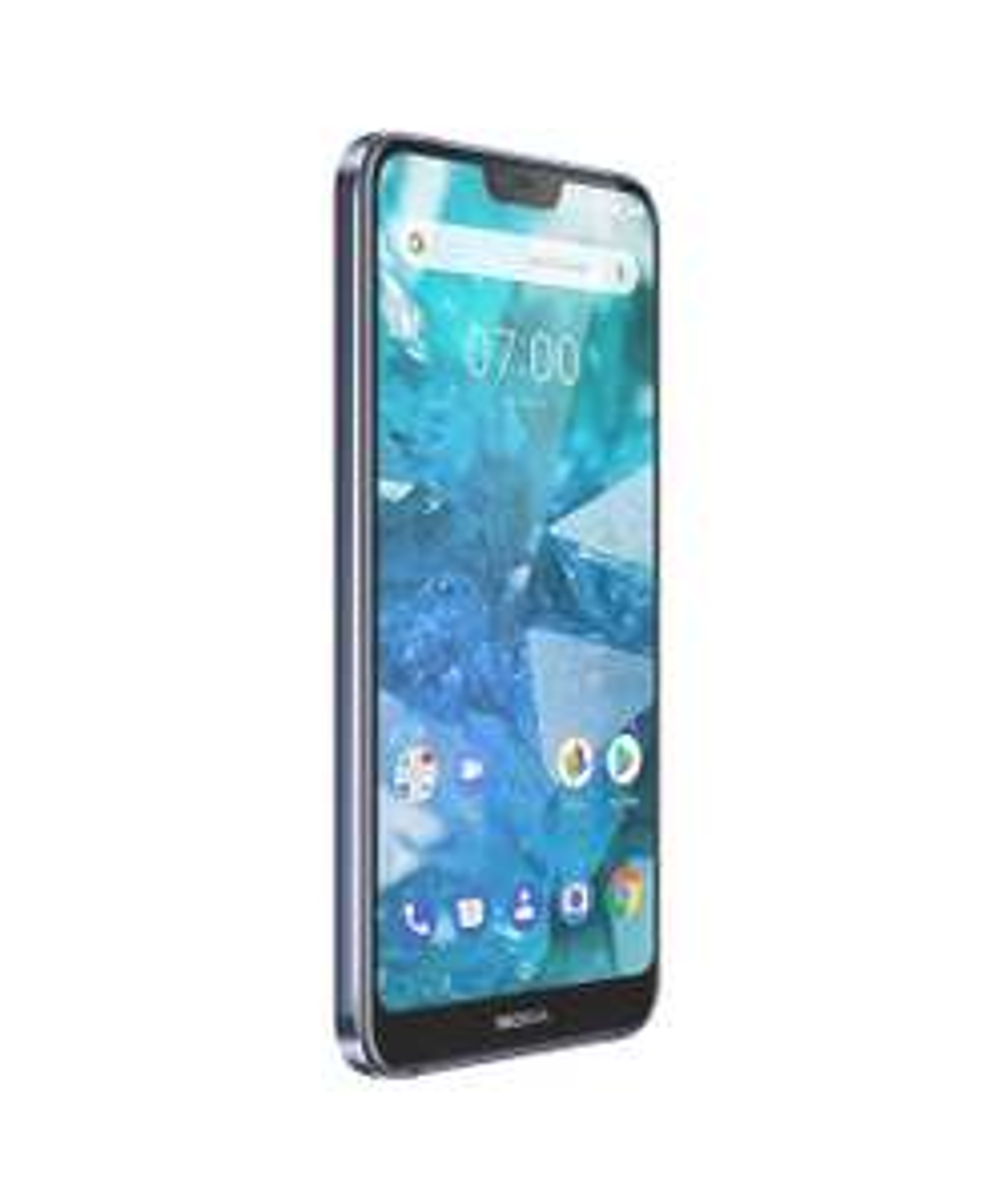 [Amazon] Nokia 7.1, 32 GB Speicher, 3 GB RAM, Dual Sim, Blau, inkl. Walther Schlüsselbundlampe, blau