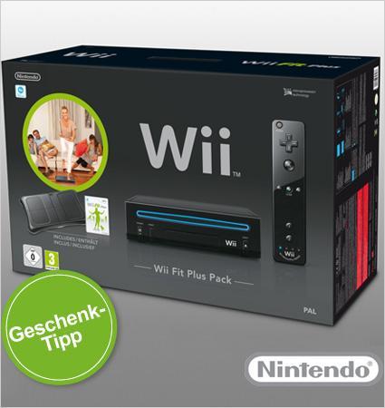 Nintendo Wii Fit Plus Pack  im Limango-Deal Plus 30% Code