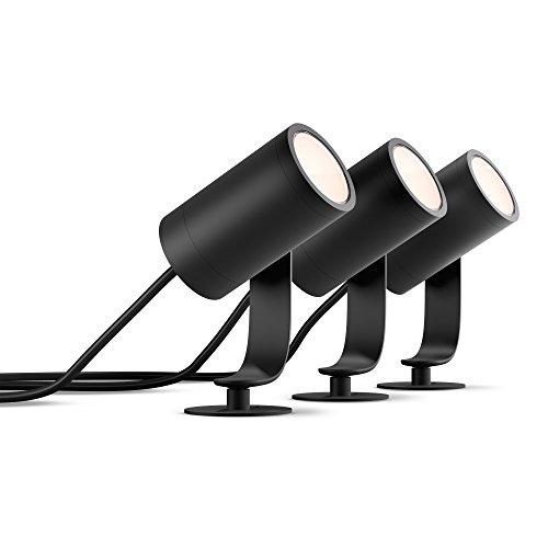 [Amazon.fr] Philips Hue Lily LED Outdoor 3er-Set mit kleinem Trick