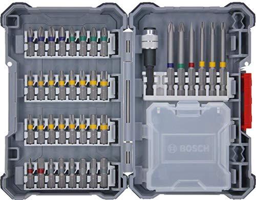 Bosch Professional Akkuschrauber Zubehör Pick & Click Set 40tlg.[Amazon Prime]