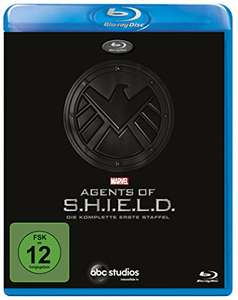 Marvel's Agents Of S.H.I.E.L.D.: Die komplette erste Staffel (Blu-ray) für 14,99€ (Amazon Prime)