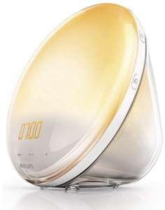 Philips HF3520/01 Wake-Up Light (Sonnenaufgangfunktion) Wecker (Amazon)