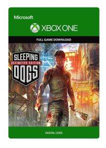 Sleeping Dogs: Definitive Edition (Xbox One Download Code) für 4,49€ (Xbox Store AT)