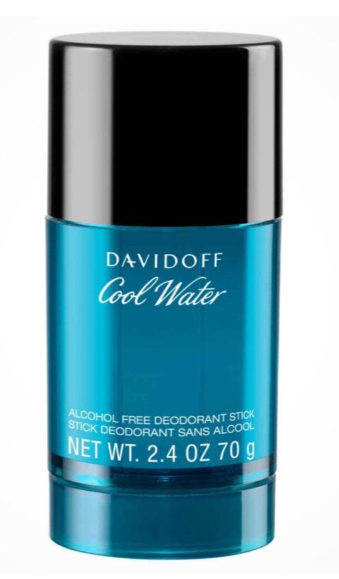 Davidoff Cool Water Deodorant (1x75ml) // -36% Discount