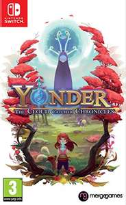Yonder: The Cloud Catcher Chronicles (Switch) für 23,31€ (Amazon ES)