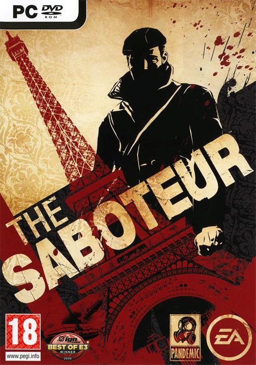 The Saboteur (Origin) für 1,24€ (Origin Store)