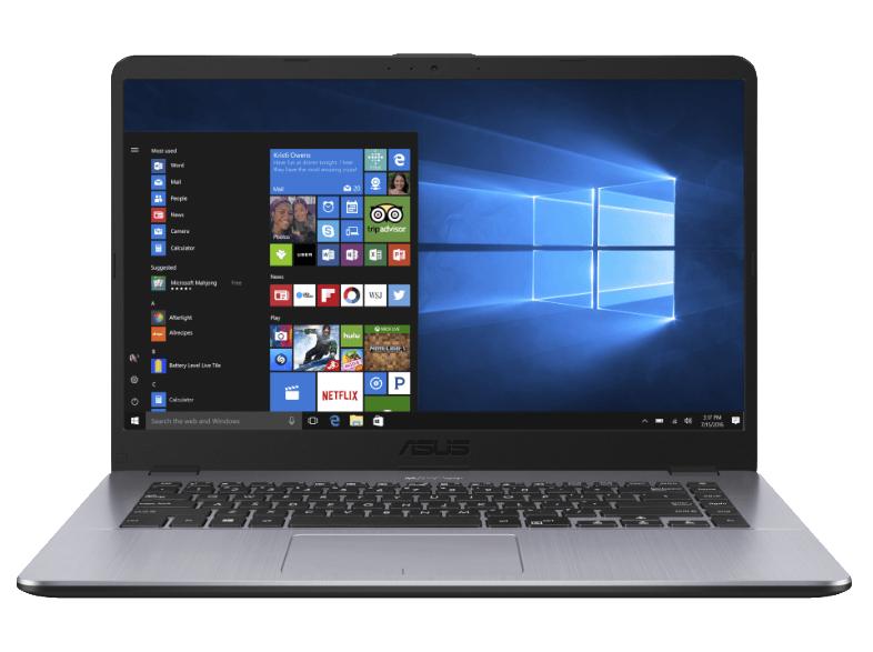 "Asus VivoBook 15 - 15,6"" FHD matt, Ryzen 7 2700U, Vega 10, 1TB HDD + 256GB SSD, Wlan ac + Gb LAN, 1.60kg, Win 10 für 629€ (MediaMarkt.at)"