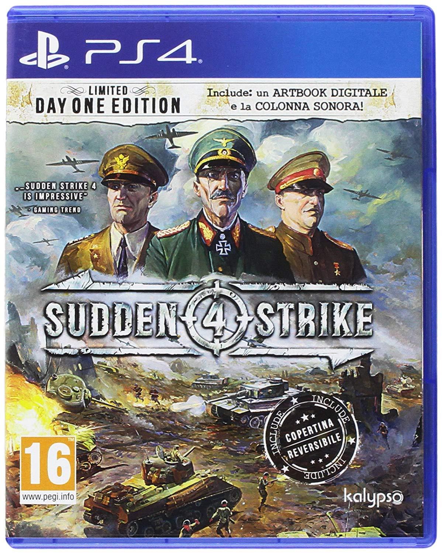 Sudden Strike 4 Limited Day One Edition (PS4) für 13,84€ (Amazon IT)