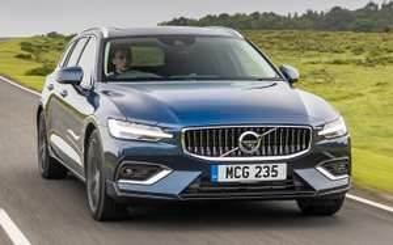 [Privat- & Gewerbeleasing] Volvo V60 T4 Inscription (188 PS) mit Automatik - mtl. 286€ (brutto), 36 Monate, 10.000 km, LF 0,57