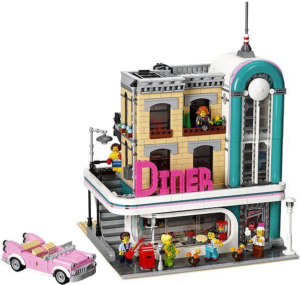 Galeria Kaufhof LEGO Creator 10260 Amerikanisches Diner