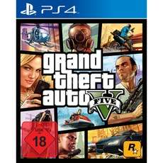 Grand Theft Auto 5 (PS4) für 10,99€ (Alternate Abholung Pohlheim)