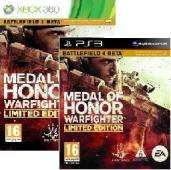 u.a. Medal of Honor Warfighter L.E. AT-Version nur 44,99€ @ World of Video