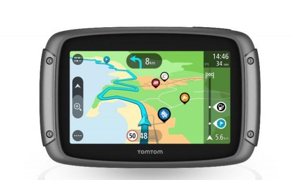 [Nischendeal] Motorrad Navigation TomTom Rider 550 [TomTom.com]