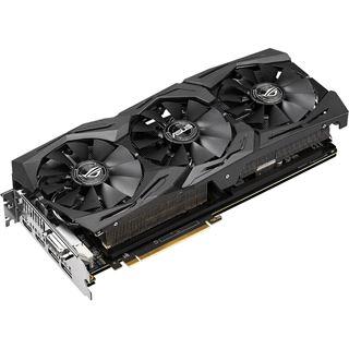 Asus Radeon RX Vega 64 ROG Strix OC Aktiv PCIe 3.0 x16 (Retail) Versandkostenfrei+ DREI SPIELE GRATIS
