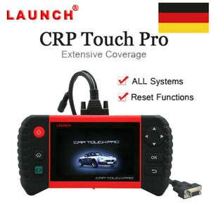 launch x431 crp touch pro 229 obd2 diagnoseger t code. Black Bedroom Furniture Sets. Home Design Ideas