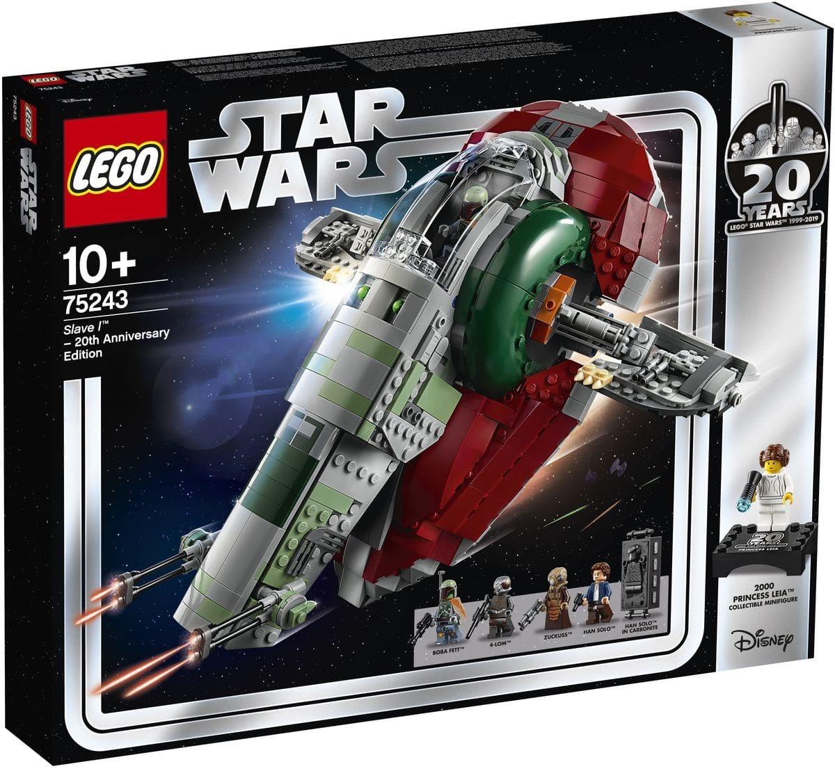 LEGO® Star Wars 75243 Slave I für 83,99€