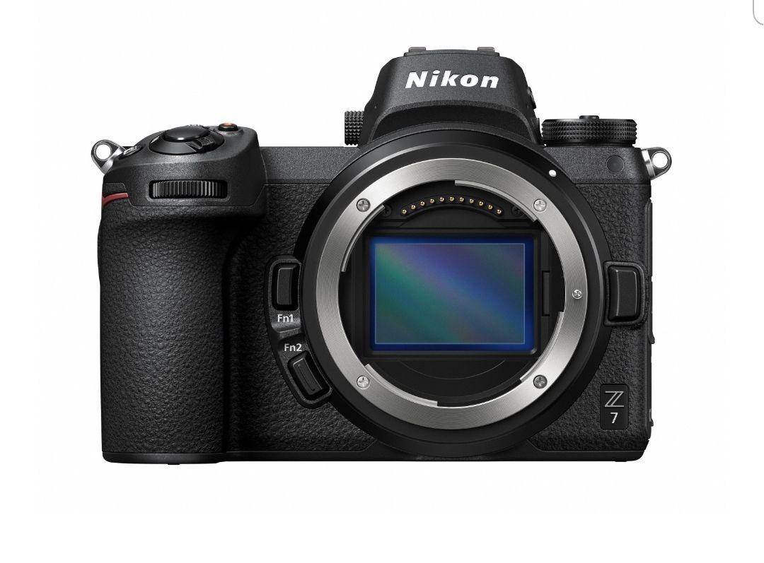 Nikon Z7 Body 45,7MP spiegellose Vollformatkamera