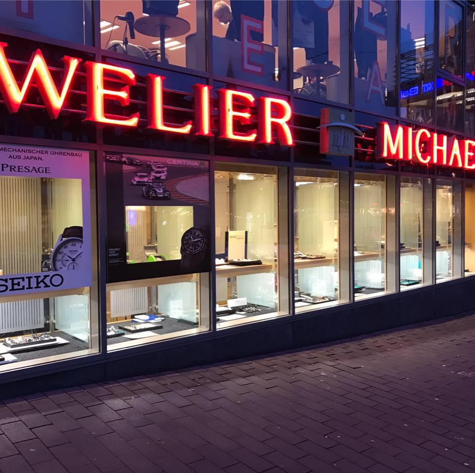 [Lokal: Juwelier Michael in Bochum] 19% auf jede vorrätige Armbanduhr am Ostersamstag