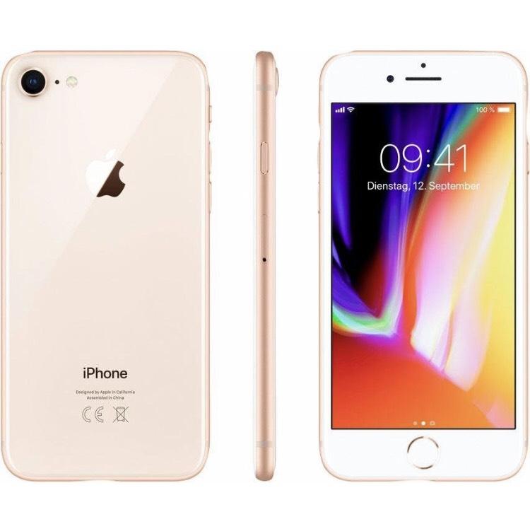 Apple iPhone 8 NEU, 64 GB, Preis gilt für alle Farben, ohne SimLock, Verkäufer: MediaMarkt
